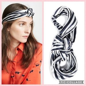 Slip The Navy Knot Headband